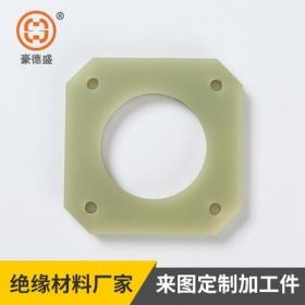 fr4水绿色玻璃纤维板切割 耐高温阻燃必威精装版下载betway必威体育反水板生产加工来图定制