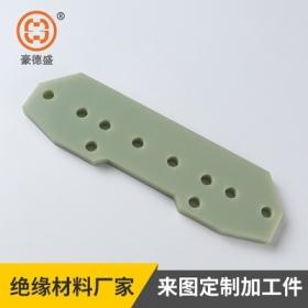 厂家直销圆形fr4betway必威体育反水板材betway必威登陆 耐冲击玻纤板 水绿色必威精装版下载板定制