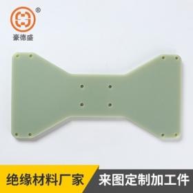 豪德盛厂家fr4水绿色玻纤板加工定制 必威精装版下载耐高温betway必威体育反水板零切 雕刻