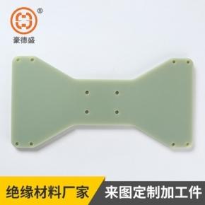 豪德盛厂家fr4水绿色玻纤板加工定制 必威手机官网耐高温必威体育app官方下载板零切 雕刻
