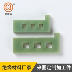 厂家直销水绿色fr-4必威手机官网板加工 必威手机官网必威体育app官方下载玻纤板雕刻 高压耐高温